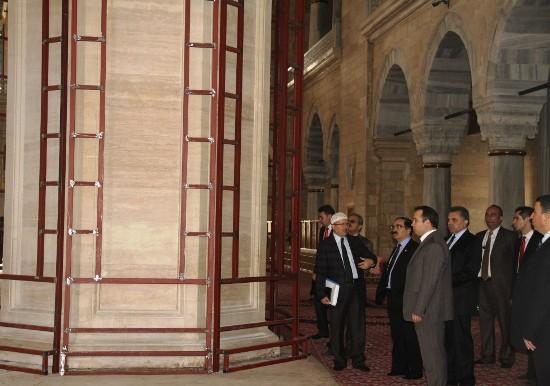Camiye iklimlendirme sistemi