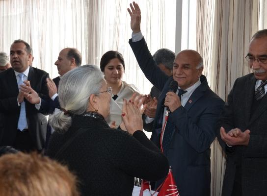 Çukurova CHP Haşmet Biçer'i ve Listesini konuşuyor