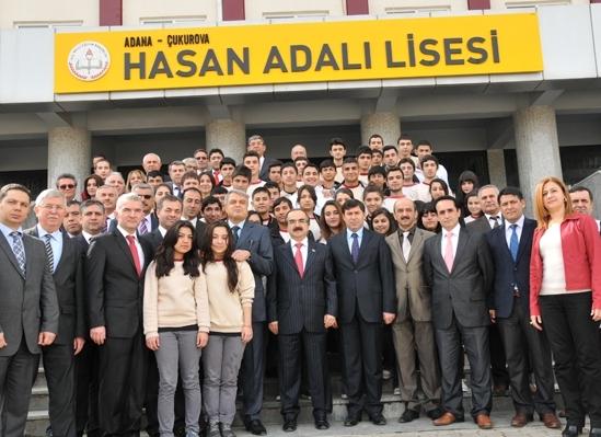 Tabletler Adana okullarında