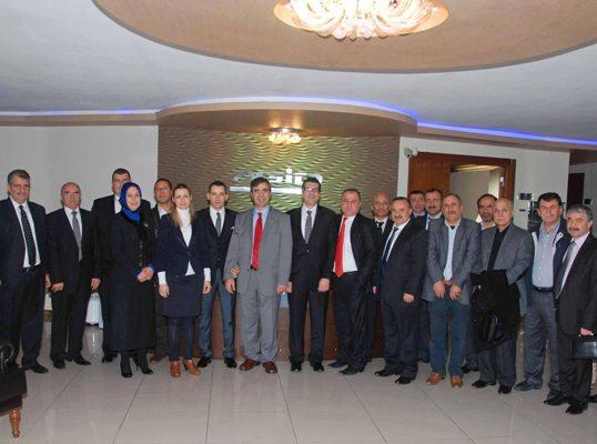 Adana- Houston partner oluyor