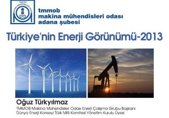Türkyılmaz, Türkiye'nin Enerji konumunu anlatacak