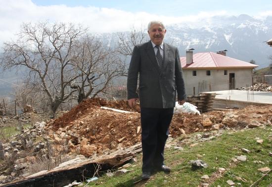 Akçatekir'in son Başkanı