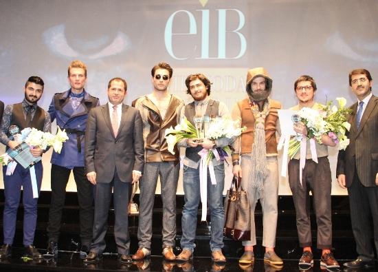 Tasarım yarışmasında erkek modası