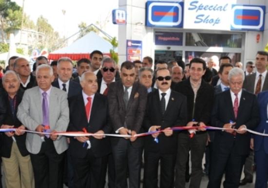 Adana'yı yönetenleri buluşturan açılış