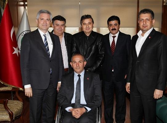 Adana'da Dünya Şampiyonası Hazırlığı
