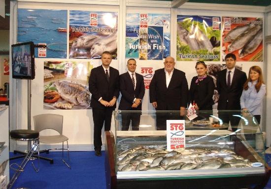 Türk balıkları Sırbistan sofralarında
