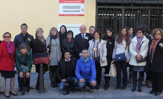 TAD, Öğretmen ve öğrencilerini İspanya'ya götürdü
