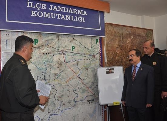 Adana'ya özel organize ekip