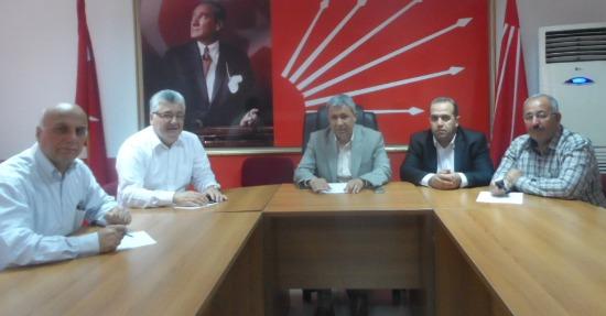 CHP'de 1 Mayıs alarmı