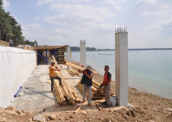 ÇÜ' de  Akdeniz Oyunları Hazırlığı