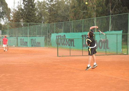 Adana'da Tenis Rüzgârı