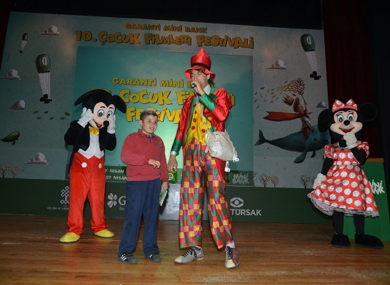Çocuk Filmleri Festivali başladı