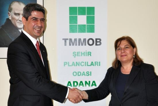 Çukurova'da kent planlaması olacak