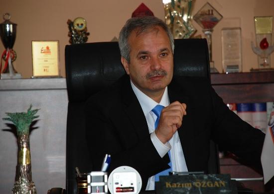 Özgan da Büyükşehir'e talip