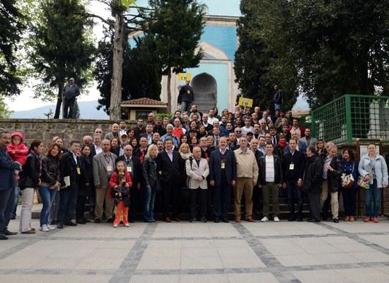 TGF'den Barış sürecine destek
