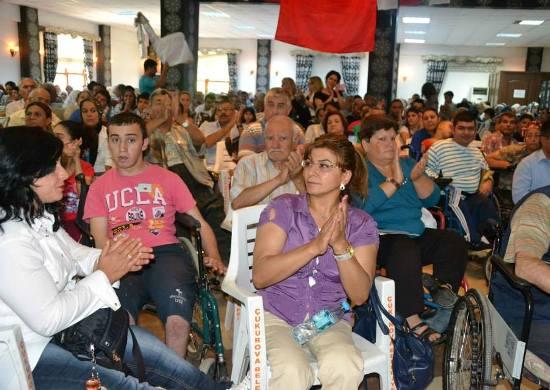 CHP'den Emekli ve Engelli Çalıştayı