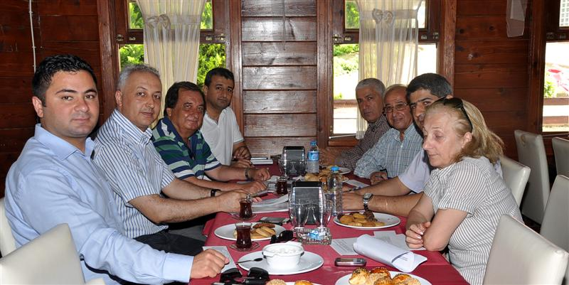 Çukurova'da Kent Akademisi Hazırlığı