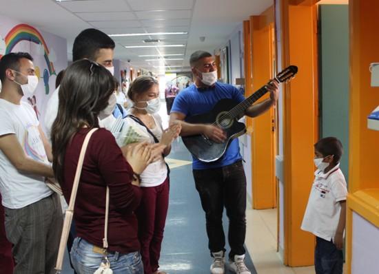 Onkoloji Hastalarına Ziyaret