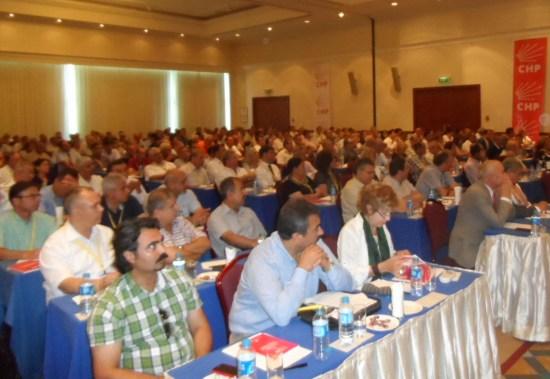 CHP'de aday adaylarına eğitim