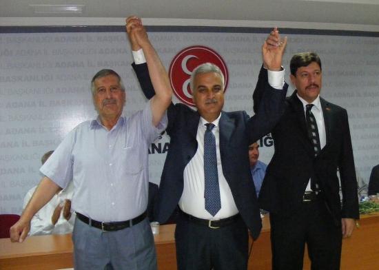 MHP Aladağ Adayını değiştirmedi