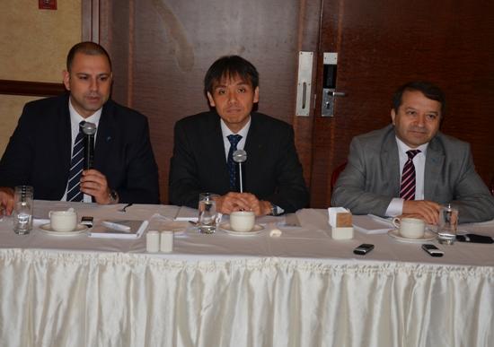 Japonlar Adana'yı üs seçti