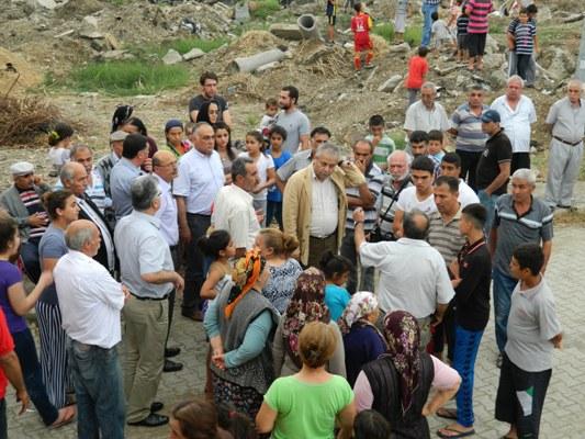 CHP'li Develi: Sarıçam Mahallesi hizmet bekliyor