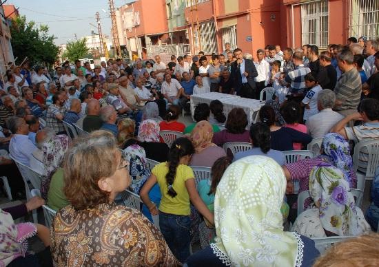 Erdinç: Halkımız provokasyona gelmeyecek