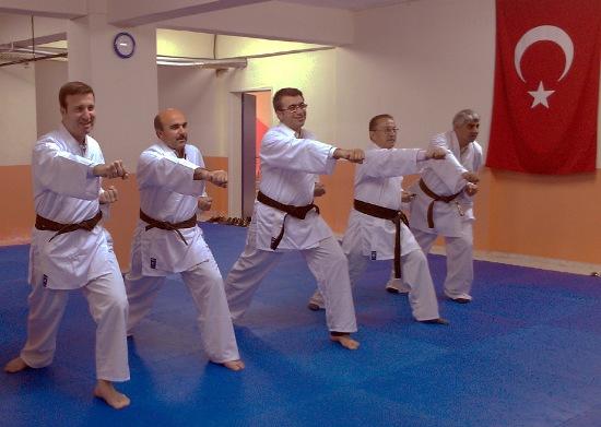Ak Parti'nin Karateci Milletvekili