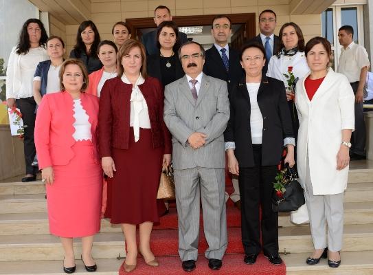 Kadın Erkek Eşitliği Komisyonu görevde