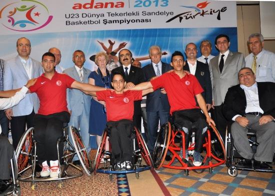 Adana'yı birleştiren şampiyona