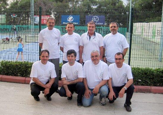 Tenis Dağcılık Briç Dalı Açtı