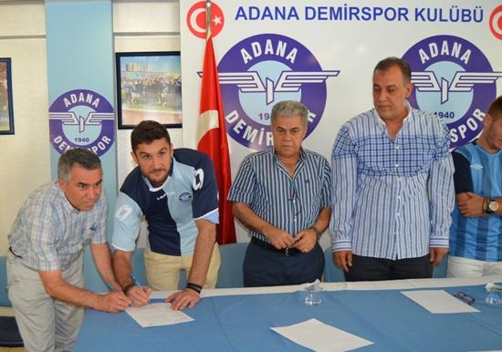 Demirspor 3 futbolcuyla anlaştı
