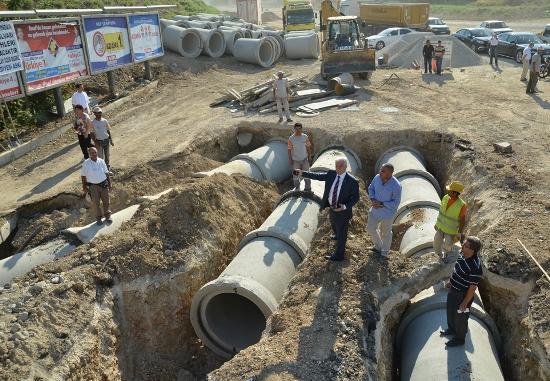 Aldırmaz: Su Baskını tarih olacak