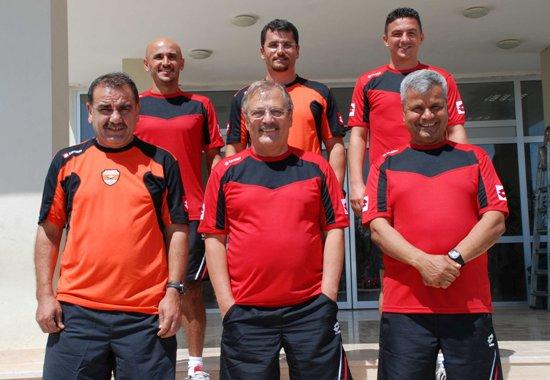 Adanaspor'da sezonu açtı.