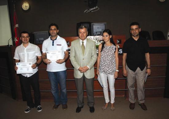Adana ekonomisine 25 girişimci