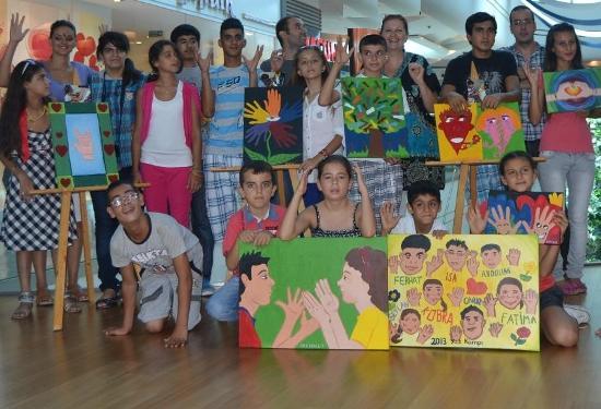 İşitme Engelliler Çocuk Yaz Kampı