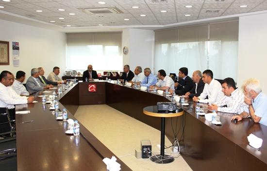 Adana'da 3 Oda Başkanı da İktidar yanlısı