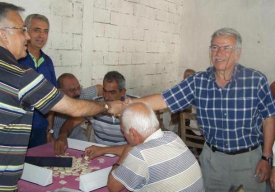 Eski Milletvekili İlçe Belediyesine talip