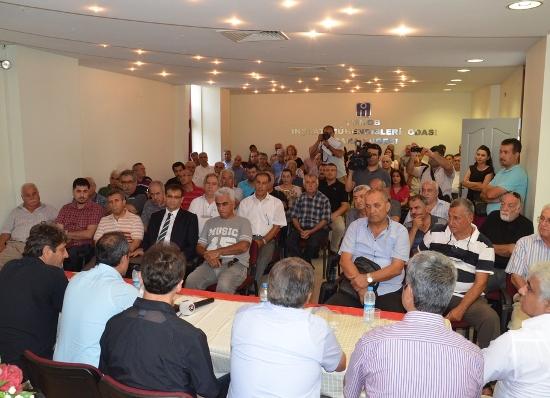TMMOB, AKP Tahakkümüne Teslim Olmayacak