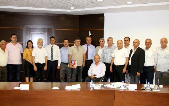 5 Kıtadan 12 Ülke Adana'da yarışacak