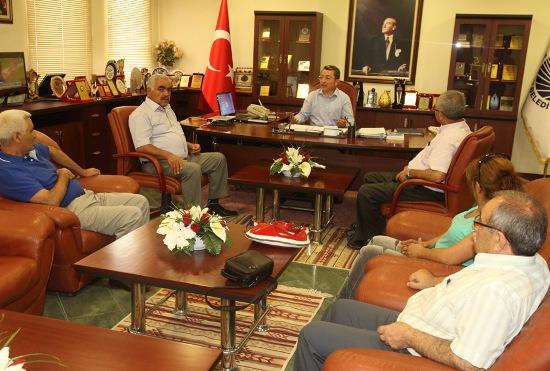 Adana'daki merkez Türkiye'ye örnek olmalı