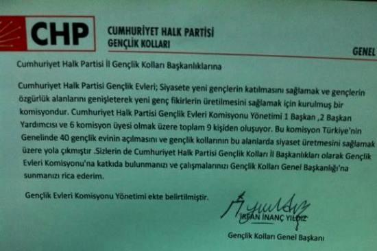 CHP MYK'dan Önemli Atama