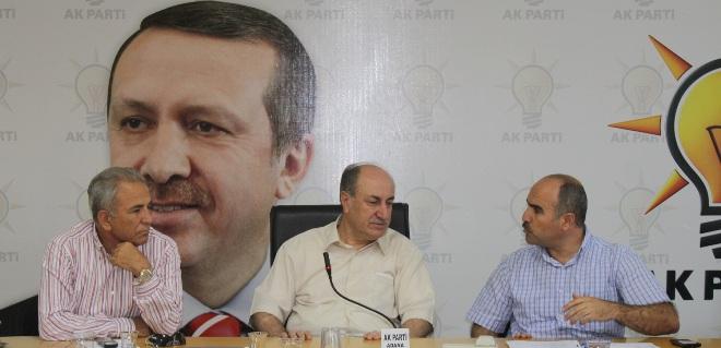 Erdoğan 6 Ekim'de Adana'da