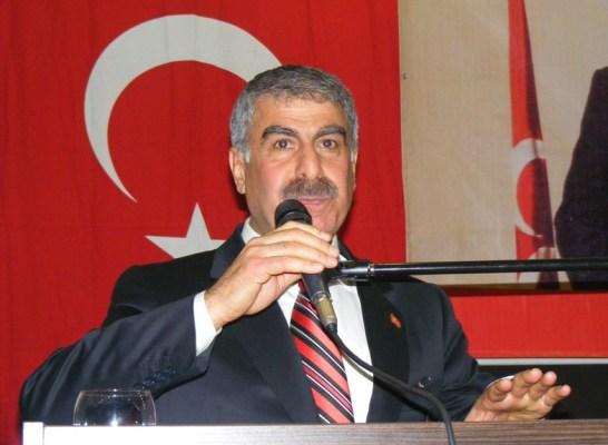 MHP'den Yıldıray Arıkan'a eleştiri