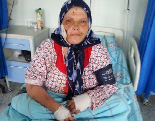 Suriyeli annenin dramı