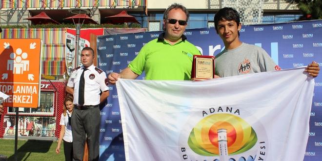 Akkaya Paraşütte Şampiyon