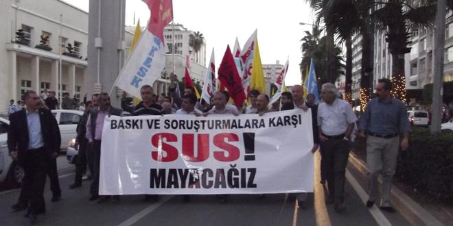 129 Eğitimciye Gezi Soruşturması