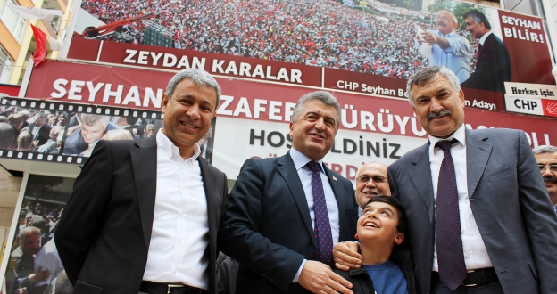 SÜMER CHP PM'YE Mİ ADAY?