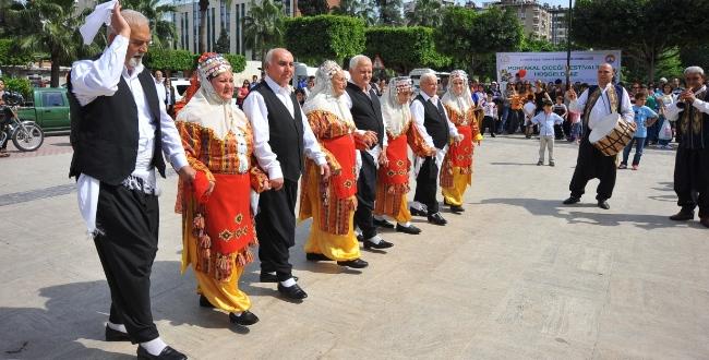 Nisan'da Adana'da....