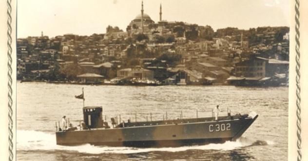 Tank Çıkarma Gemisi Adana'da